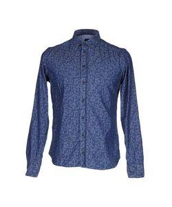 VAPOFORNO MILANO | Джинсовая Рубашка