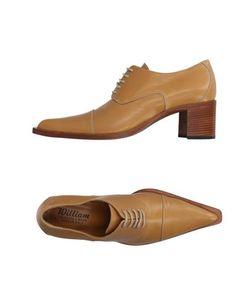William   Обувь На Шнурках