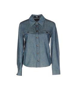 Sn3   Джинсовая Рубашка