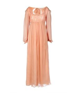 Blank | Длинное Платье