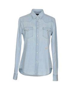 Hydrogen Sportswear   Джинсовая Рубашка