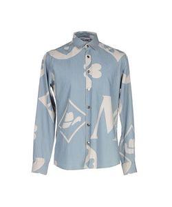 Moschino Couture | Джинсовая Рубашка