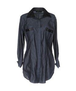 Mangano   Джинсовая Рубашка