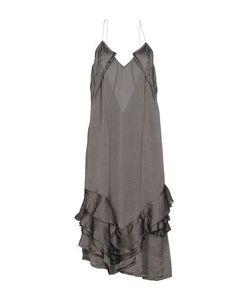 Haider Ackermann | Платье Длиной 3/4