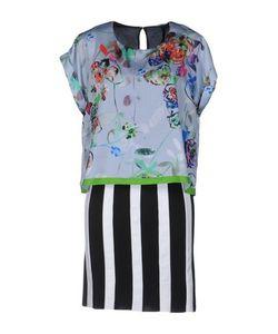 TRE CINQUE SETTE | Короткое Платье