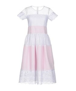 ZAYAN THE LABEL | Платье До Колена