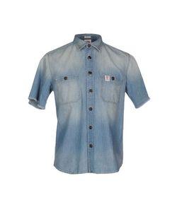 Franklin & Marshall   Джинсовая Рубашка