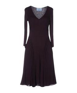 Prada   Платье До Колена