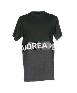 Andrea Crews   Футболка