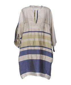 Jupe De Satin | Короткое Платье