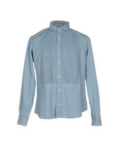 Eleventy | Джинсовая Рубашка
