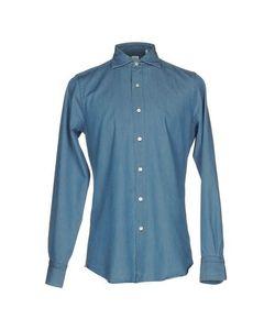Finamore 1925 | Джинсовая Рубашка