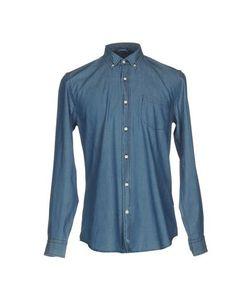 Pedro Del Hierro   Джинсовая Рубашка