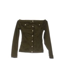 Philipp Plein Couture | Джинсовая Верхняя Одежда