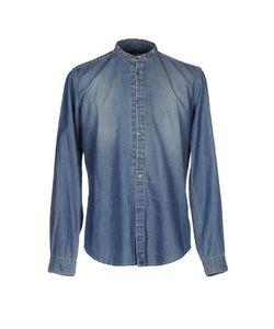 Messagerie   Джинсовая Рубашка