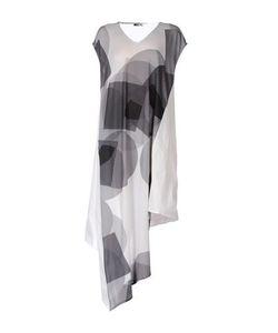 _M GRAY | Длинное Платье