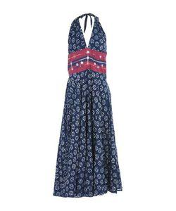 ALPHAMOMENT   Длинное Платье
