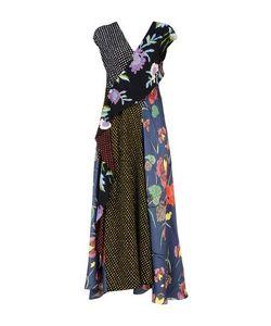 Diane Von Furstenberg   Длинное Платье