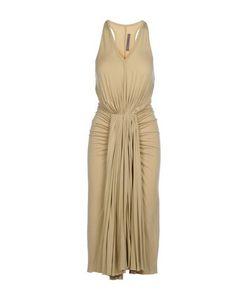 Rick Owens Lilies | Платье Длиной 3/4