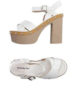 Trendy Too | Сандалии