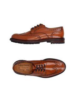 Ortigni | Обувь На Шнурках