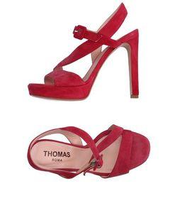 THOMAS ROMA | Сандалии