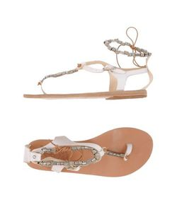 ANCIENT GREEK SANDALS | Вьетнамки