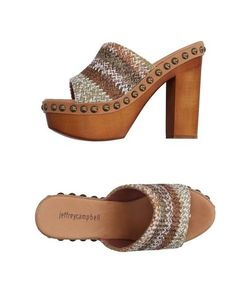 Jeffrey Campbell | Мюлес И Сабо