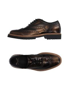 Voile Blanche | Обувь На Шнурках