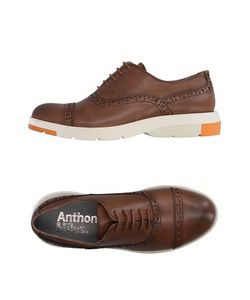 Anthony Miles   Обувь На Шнурках