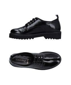 SARA LÓPEZ   Обувь На Шнурках