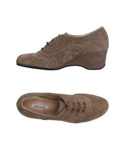 CERVONE | Обувь На Шнурках