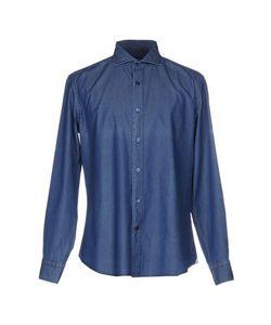 Cerdelli | Джинсовая Рубашка