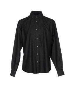 R3D WÖÔD | Джинсовая Рубашка