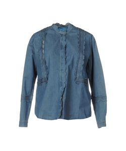 Mih Jeans   Джинсовая Рубашка
