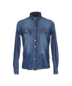 X-Cape   Джинсовая Рубашка