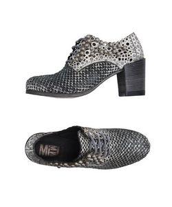 MIMMU | Обувь На Шнурках