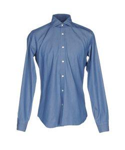 BARBA NAPOLI | Джинсовая Рубашка