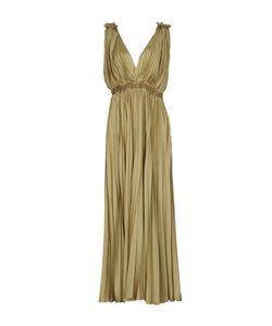 Lanvin | Длинное Платье