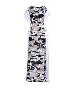 Jc De Castelbajac   Длинное Платье
