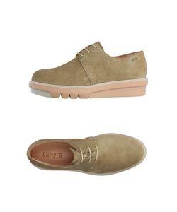 Camper | Обувь На Шнурках