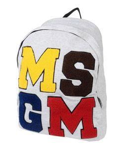 MSGM | Рюкзаки И Сумки На Пояс