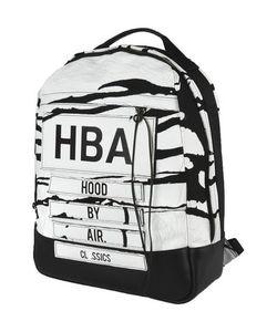 HBA  HOOD BY AIR | Рюкзаки И Сумки На Пояс