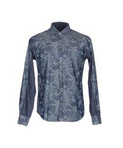 Grey Daniele Alessandrini | Джинсовая Рубашка