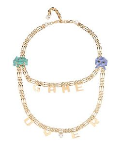Lisa C Bijoux   Ожерелье
