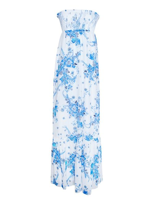 Alice By Temperley | Женское Белое Платье Из Хлопка И Шелка