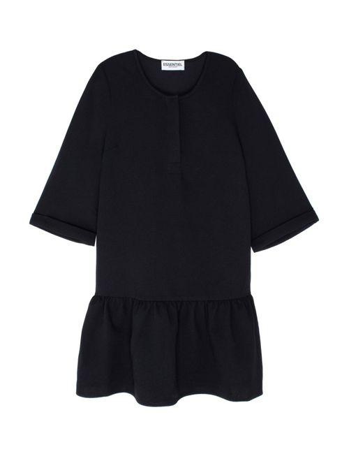Essentiel | Женское Черный Платье Kyreco