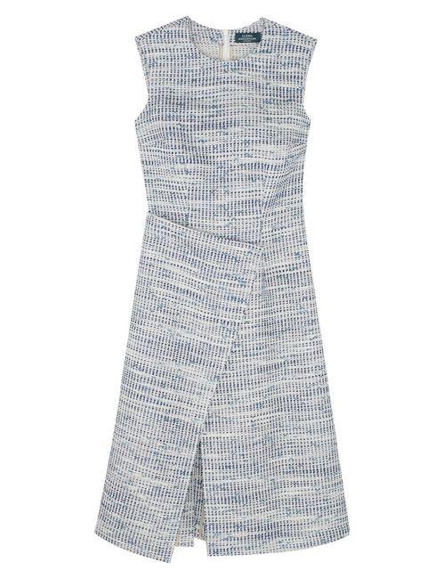 Alena Akhmadullina | Женское Синее Платье