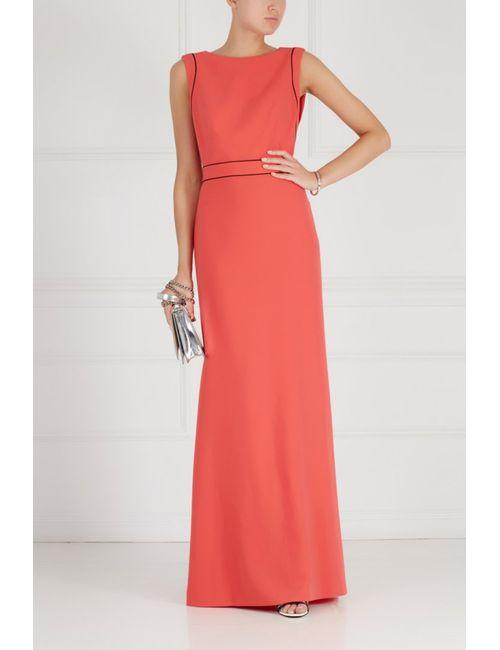 Chapurin | Женское Красное Платье В Пол