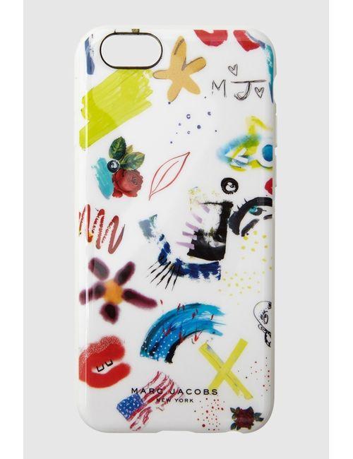 Marc Jacobs | Многоцветный Чехол Для Iphone 6/6s